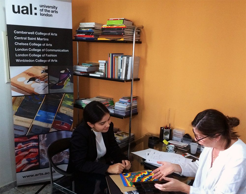 Face to Face Interviews for UAL in Brasil